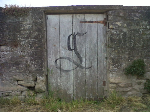 g is for gate