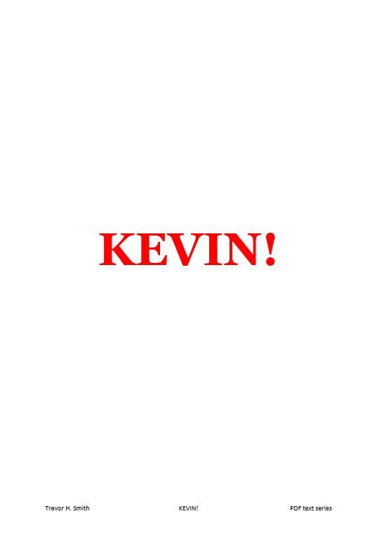 PDF Series KEVIN!